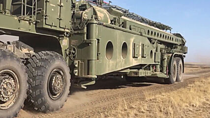 Russia: Large-scale missile drills take place in Astrakhan