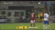 Милан 0:1 Цюрих