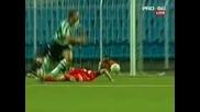 16.7.2009 Черно Море - Искра Стал 1 - 0 2 пр.кръг Лига Европа