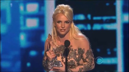 Britney Spears - People's Choice Awards 2014 Favorite Pop Artist