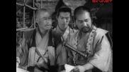 Седемте самураи (1954) бг субтитри ( Високо Качество ) Част 4 Филм