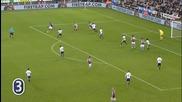 Голът на Джордан Аю за 1:1 срещу Нюкасъл