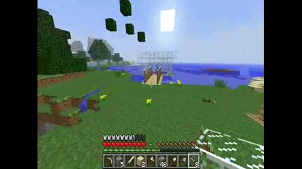 minecraft deeper survival ep.6 - ферма!!!