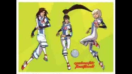 Galactik Football - Картинки