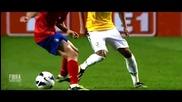 Neymar Jr - Amazing Skills ( Never Back Down ) 2014)