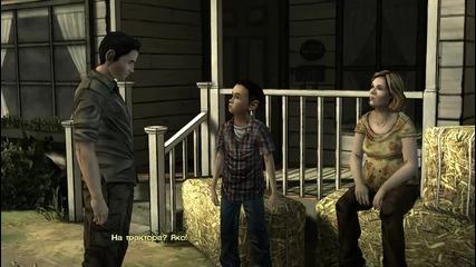 The Walking Dead - Сезон 1 Епизод 1 #2 Бг превод.
