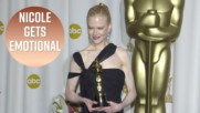 Nicole Kidman was single & lonely at her Oscar win
