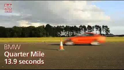 Bmw 1m Coupe vs Audi Rs3