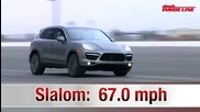 Porsche Cayenne - Turbo Track Video (hq)