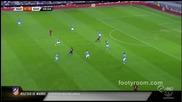 Клаудио Браво провали Барса срещу Наполи! 06.08.2914 Наполи - Барселона 1:0