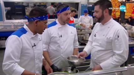 Вечерна резервация, кой отбор ще се справи по-добре - Hell's Kitchen (25.03.2020)