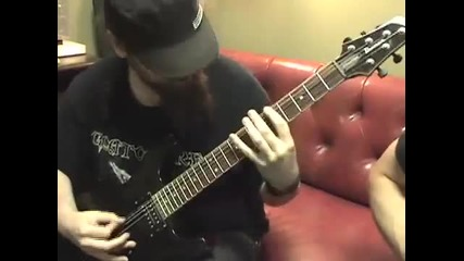 Daath Shred Electric Guitar on Fpe - Tv