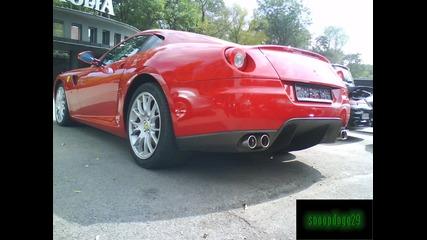 Ferrari 599 Gtb в София