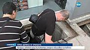 Крадци отмъкнаха километри медна обшивка на кабели