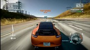 Need For Speed: The Run - Altamont Pass Rd Gameplay [720p]