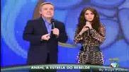 Anahi canta a capella de Aleph y Para Que
