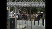 Сблъсъци между полиция и протестиращи в Гърция
