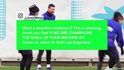 Leo Messi beats Cristiano Ronaldo... at Instagram