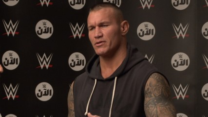 Randy Orton talks about his favorite number to enter Royal Rumble Match: WWE AL An