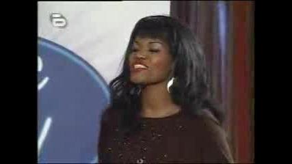 Африканка В Music Idol  Bulgaria(голям Смях)