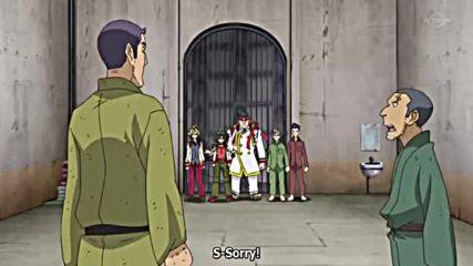 Yu - Gi - Oh Arc - V Episode 60 bg sub