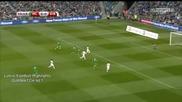 Ирландия 7 - 0 Гибралтар ( квалификация за Европейско първенство 2016 ) ( 11.10.2014 )