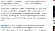 Lindsey Graham to Donald Trump: 'Stop Being a Jackass'