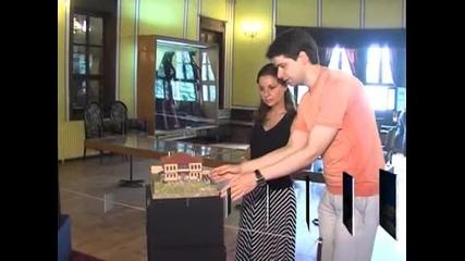 В Пловдив показват ръчно изработени модели на къщи от Възраждането