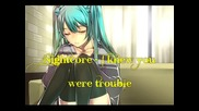 Nightcore - I knew you were trouble