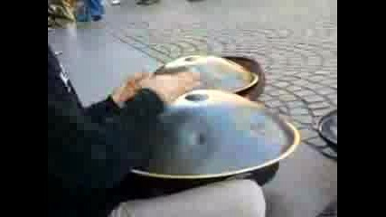 Hang Drum In Amsterdam