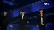 [бг превод] Beast/ B2st- On Rainy Days Live