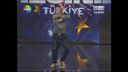 _2012_ Йордан Илиев в Турция Търси Талант !!!