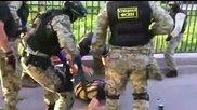 Спецназ Фскн арестуват наркодилъри в Московска област • част първа