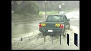 В Северна Калифорния 16 хиляди души се готвят за евакуация заради наводнение