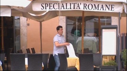 Ден като ден... но не и за Италия
