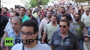 Greece: Thousands protest opening of new Golden Dawn office in Piraeus