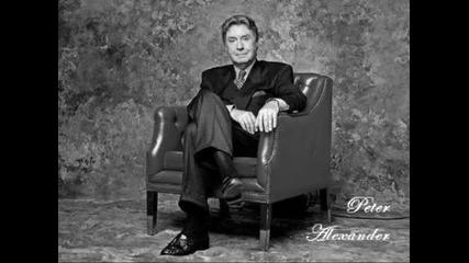 Peter Alexander - Bist du einsam heut Nacht