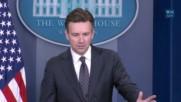 USA: FBI's Comey 'in a tough spot' - White House spokesperson on Clinton email probe