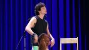 Soy Luna - Хим и Рамиро танцуват заедно - 14 епизод