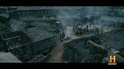 Vikings season 5 Official Comic-con Trailer 2018