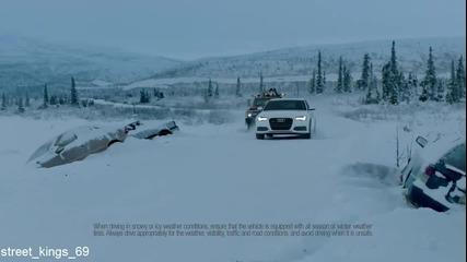 Страхотна реклама на Audi Quattro H D
