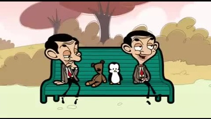 Mr. Bean and Mr. Ponth