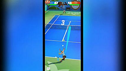 Tennis Clash 3D - Глич второ ревю
