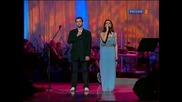 Зара и Дмитрий Певцов - Прощание Славянки , Спасибо за Победу!