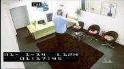 Новобранеца не подозира , че има видео наблюдение
