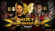 Seth Rollins vs. Big E Langston (nxt Championship, No Disqualification Match) - Wwe Nxt 10.01.2013