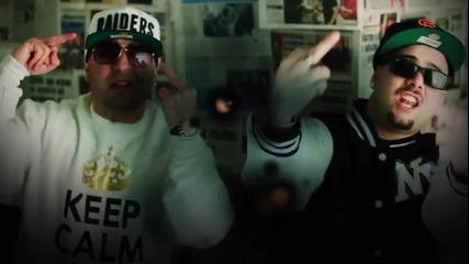 The Outlawz feat. Sarafa & Big Sha - Fuck The System 2013