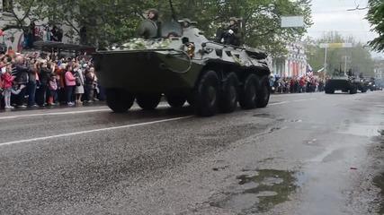 Парад на победата 9 май 2014, Севастопол - част 1