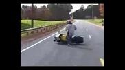 Stunt Bike Crashes