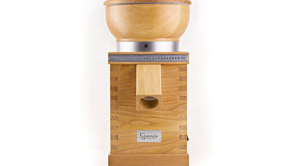 Sana - Domácí mlýnek na obilí s motorem 360w